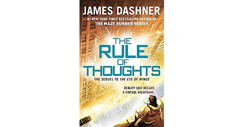 The Rule of Thoughts ( The Mortality Doctrine) (Reprint) (Paperback) by James Dashner - image 1 of 1
