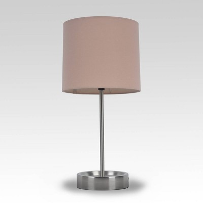 Stick Table Lamp (Includes LED Light Bulb)Pink - Room Essentials™