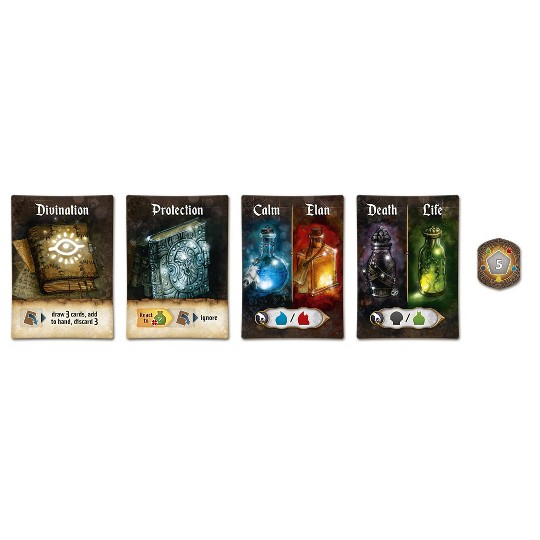 Sandcastle Games Res Arcana Board Game image number null