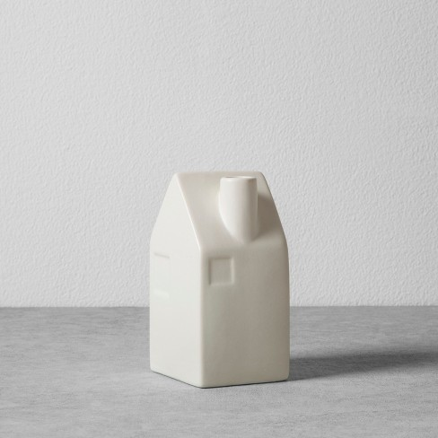 House Bud Vase - Hearth & Hand™ with Magnolia - image 1 of 2