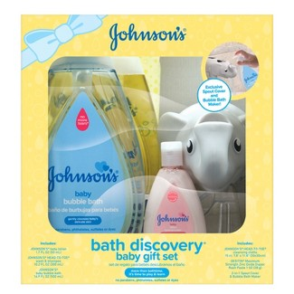 Johnsons Bath Discovery Baby Gift Set