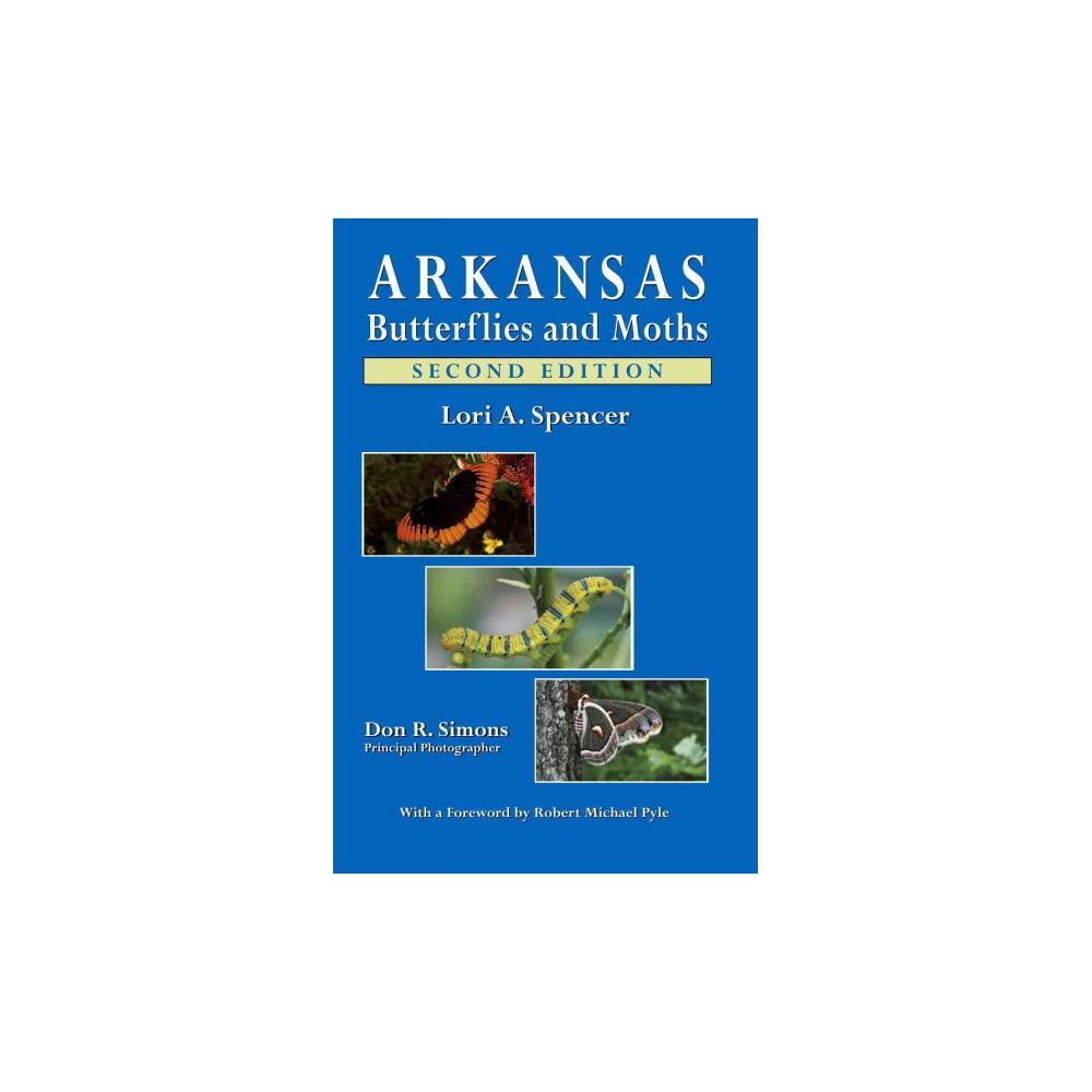 Arkansas Butterflies and Moths (Paperback)