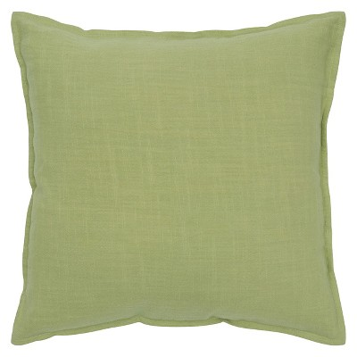 "20""x20"" Oversize Solid Square Throw Pillow - Rizzy Home"