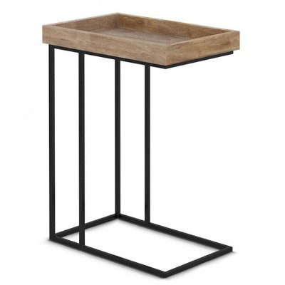 Matty C Side Table Natural - WyndenHall