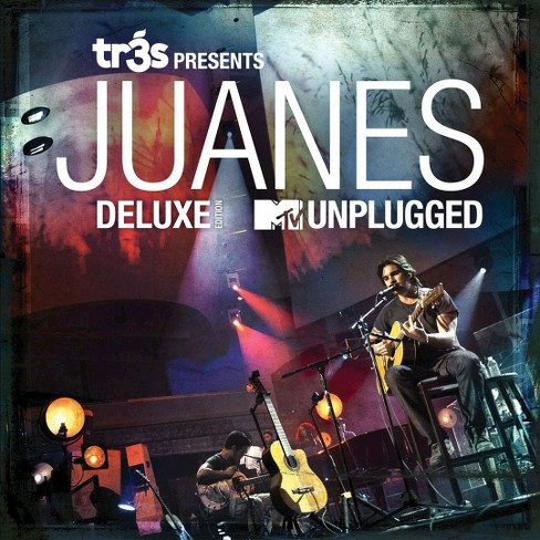 TR3S Presents MTV Unplugged Juanes (CD/DVD) (Deluxe Edition) - image 1 of 2