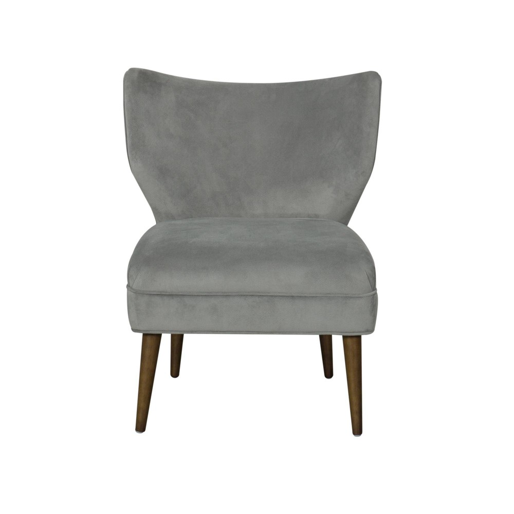HomePop Wingback Accent Chair Textured HomePop from Target | Daily Mail