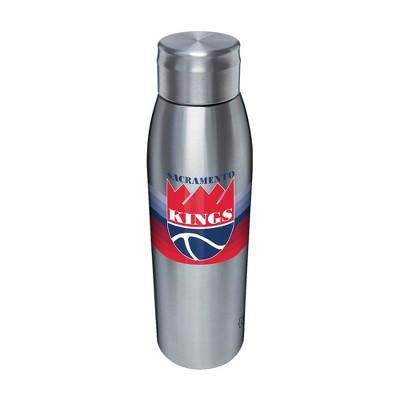 NBA Sacramento Kings 17oz Retro Stripe Stainless Water Bottle