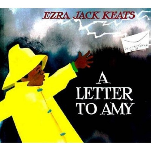 A Letter to Amy - (Picture Puffin Books) by  Ezra Jack Keats (Paperback) - image 1 of 1