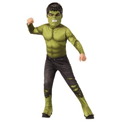 Kids' Marvel Hulk Av4 Halloween Costume