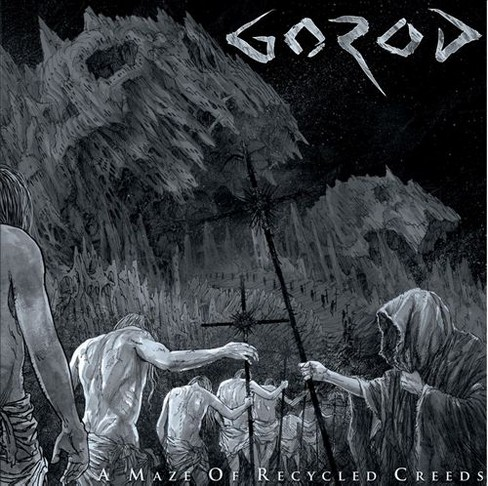 Gorod - Maze of recycled creeds (CD) - image 1 of 1