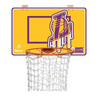 NBA Los Angeles Lakers Dirty Dunk Hamper Hoop