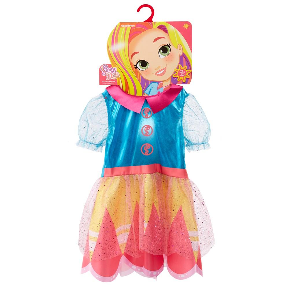 Nick Jr. Sunny Day Kids Sunny's Play Dress, Girl's, Multi-Colored