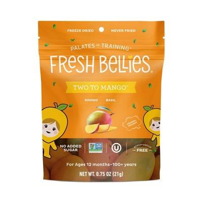 Fresh Bellies Two To Mango Baby Snacks - 0.75oz