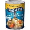 Progresso Rich & Hearty Chicken & Homestyle Noodle Soup 19 oz - image 2 of 3
