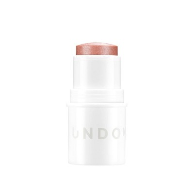 UNDONE Beauty Water Cosmetic Highlighter - Rose Lit -0.19oz