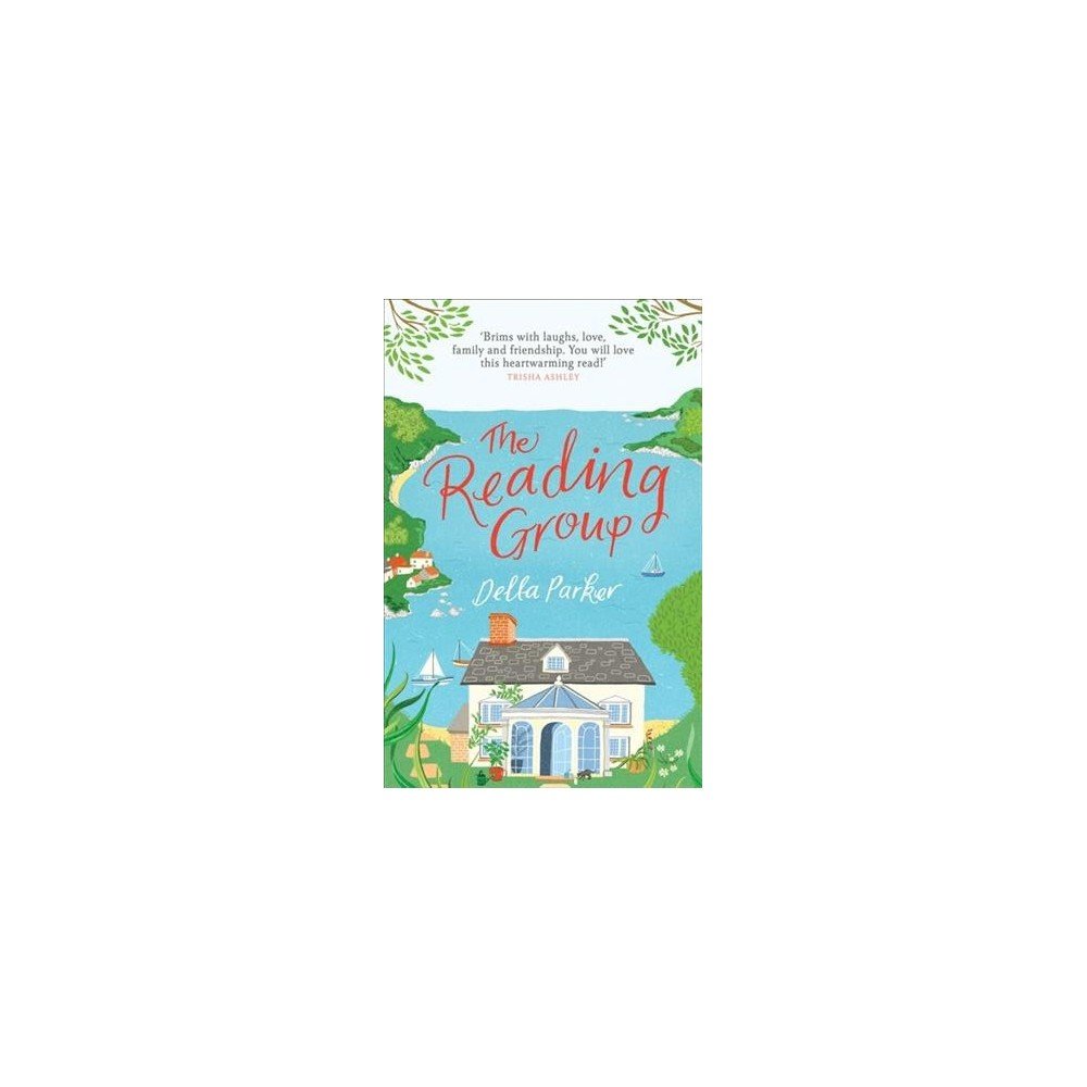 Reading Group - by Della Parker (Paperback)