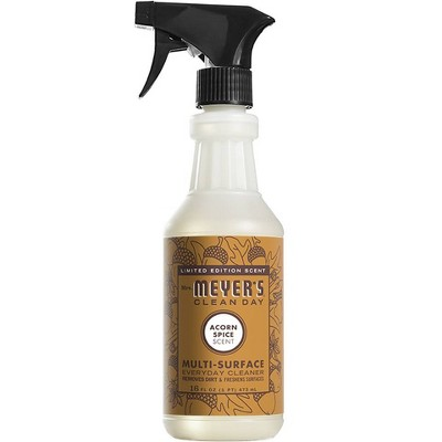 Mrs. Meyer's Clean Day Everyday Multi Surface Cleaner - Acorn Spice - 16 fl oz
