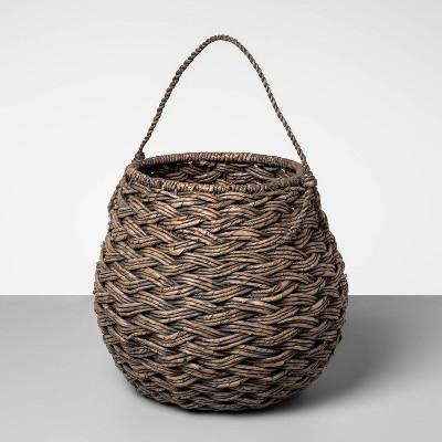 Medium Round Basket Gray 12.75 x14.25  - Threshold™