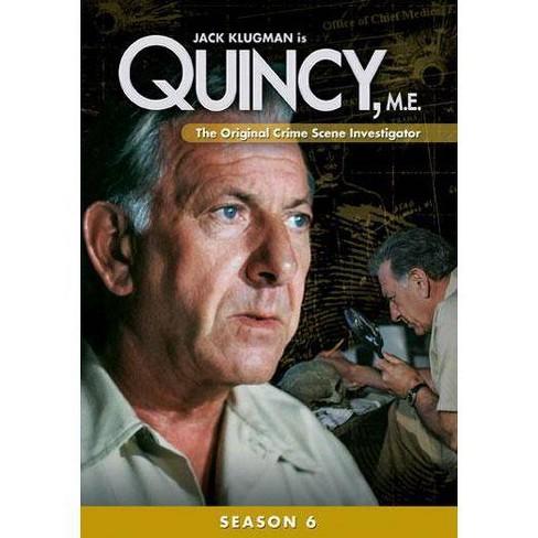 Quincy M.E.: Season 6 (DVD) - image 1 of 1