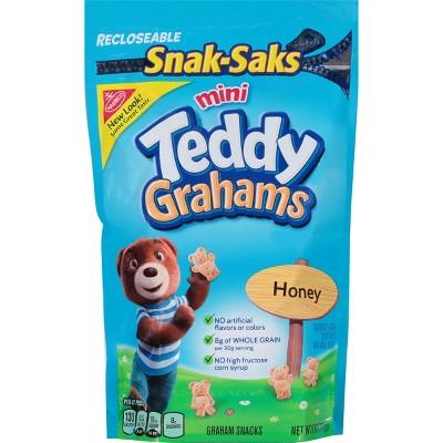 Cookies: Teddy Grahams