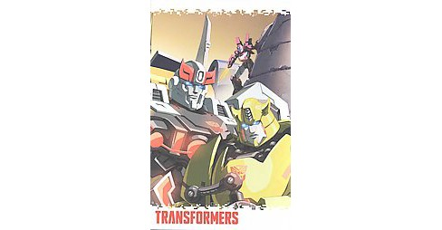 Transformers 1 : The Transformers: Robots in Disguise (Paperback) (John Barber) - image 1 of 1
