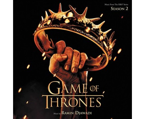 Ramin Djawadi - Game Of Thones Season 2 (Osc) (Vinyl) - image 1 of 1