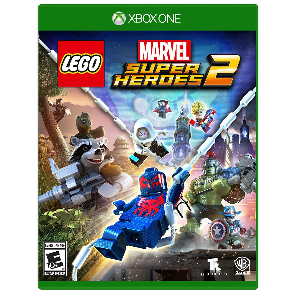 Warner Brothers Lego Marvel Super Heroes 2 - Xbox One