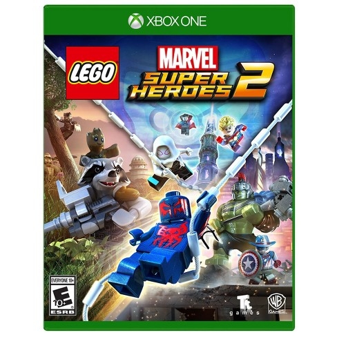 Lego Marvel Super Heroes 2 Xbox One Target