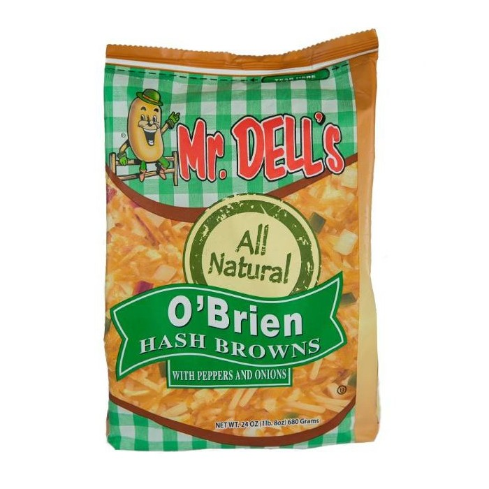 Mr Dells O'Brien Frozen Hashbrowns - 24oz - image 1 of 1