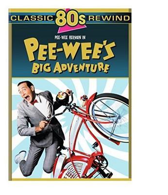 Pee wees great adventure