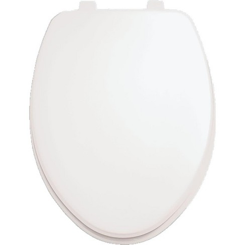 Admirable American Standard 5311 012 Traditional Molded Wood Elongated Toilet Seat And Lid Pabps2019 Chair Design Images Pabps2019Com