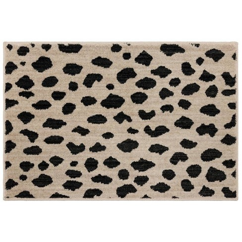 Leopard Spot Woven Rug - Opalhouse™ - image 1 of 4