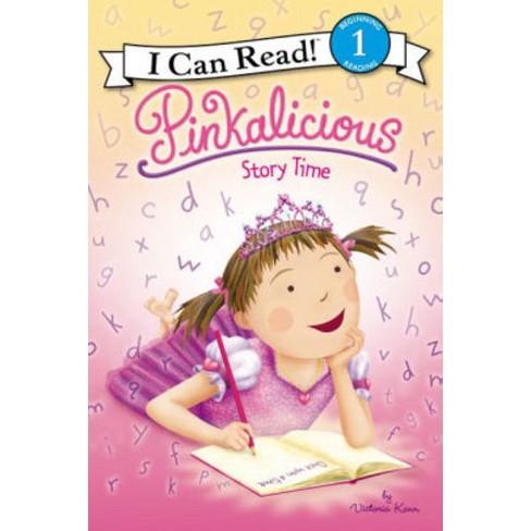 pinkalicious story time target
