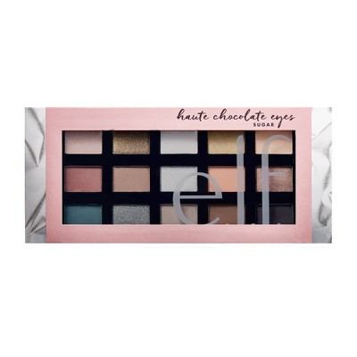 E.L.F. Eyeshadow Haute Chocolate Sugar   15 Shades by E.L.F.