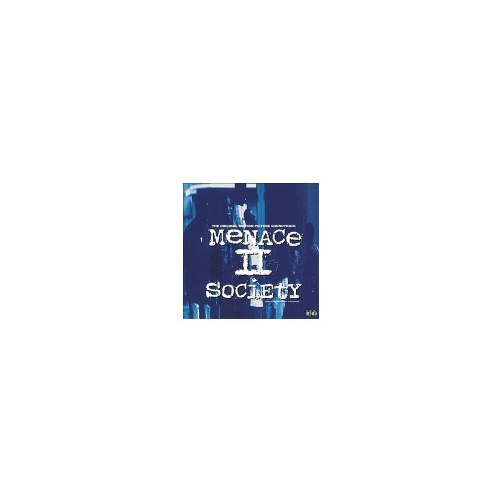 Various - Menace Ii Society (Ost) (Vinyl)
