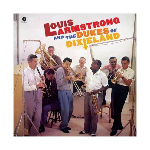Louis Armstrong - And The Dukes Of (Vinyl) - image 1 of 1