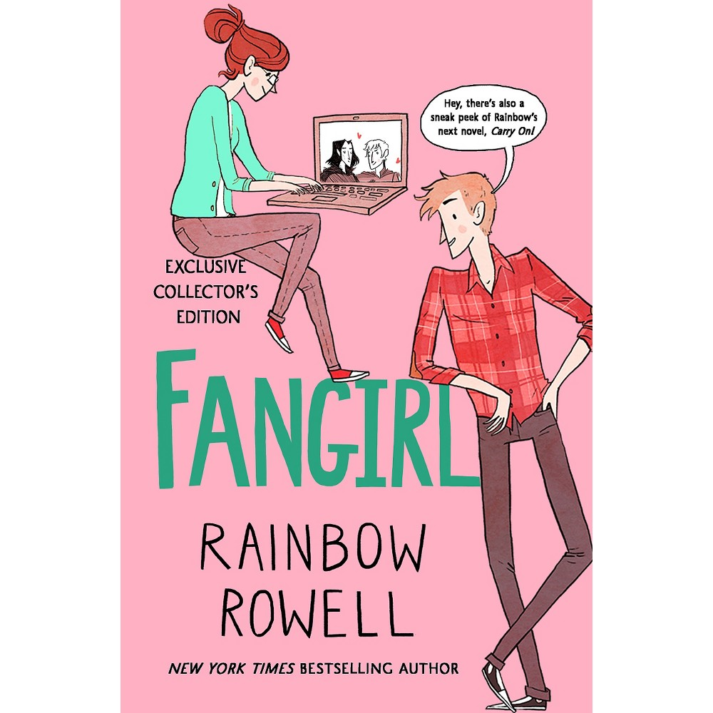 Fangirl Special Hardcover By Rainbow Rowell