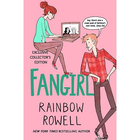 fangirl special hardcover by rainbow rowell target