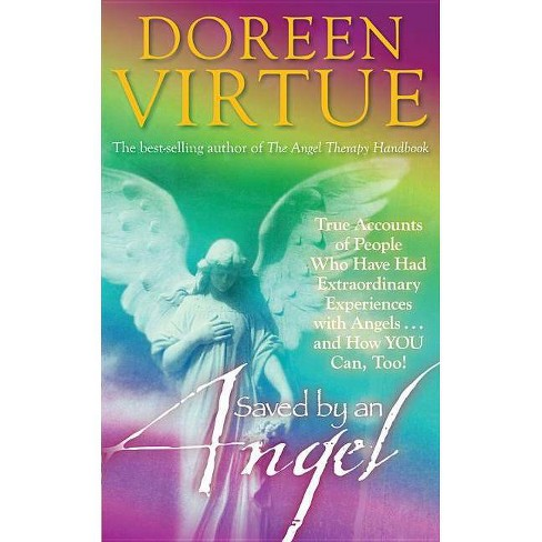 Saved by an Angel - by  Doreen Virtue (Paperback) - image 1 of 1