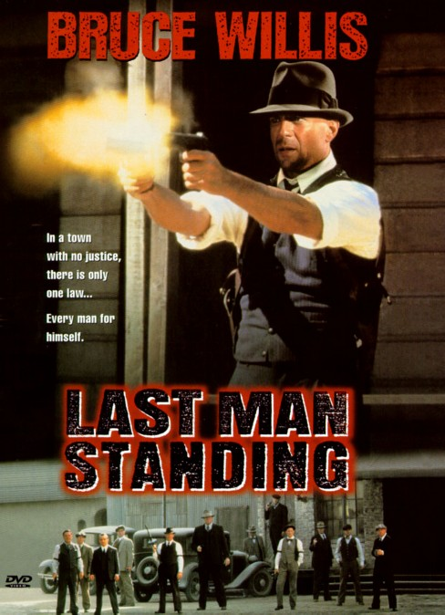 Last man standing (DVD) - image 1 of 1