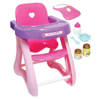 JC Toys For Keeps! High Chair