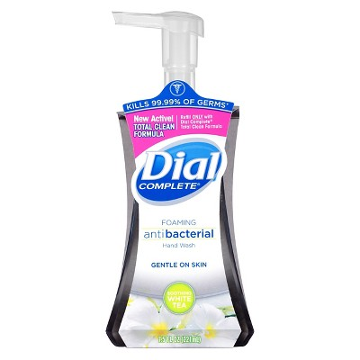 Dial Complete Foaming Antibacterial