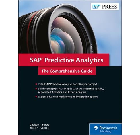 SAP Predictive Analytics : The Comprehensive Guide -  (Hardcover) - image 1 of 1