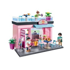 Playmobil My Cafe, building sets