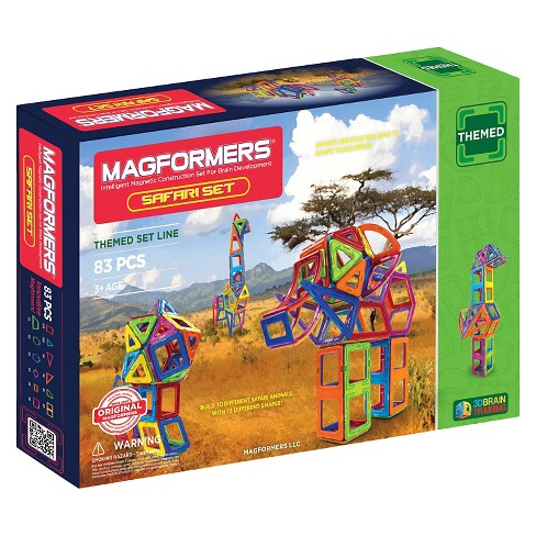 Magformers® Safari Magnetic Toy Building Set - image 1 of 6