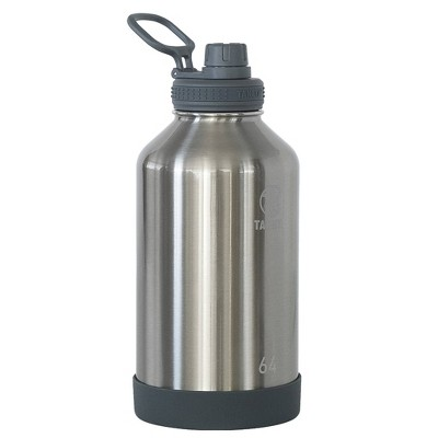 Takeya 64oz Actives Insulated Stainless Steel Water Bottle with Spout Lid