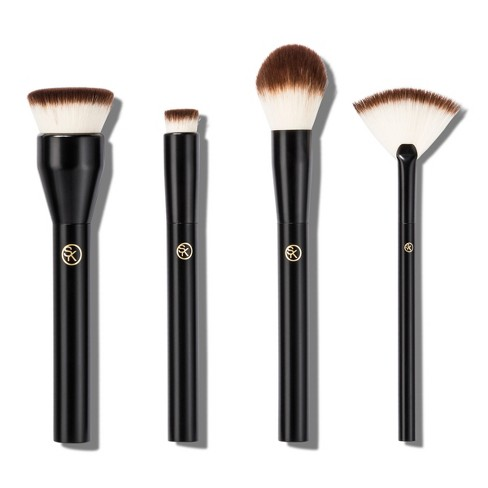 b53e51b39b2 Sonia Kashuk™ Essential Collection Complete Face Makeup Brush Set - 4pc :  Target