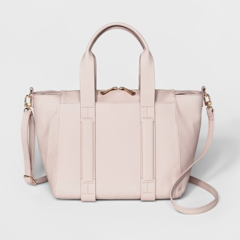 Women's Everyday Satchel Handbag - A New Day™ - image 1 of 3