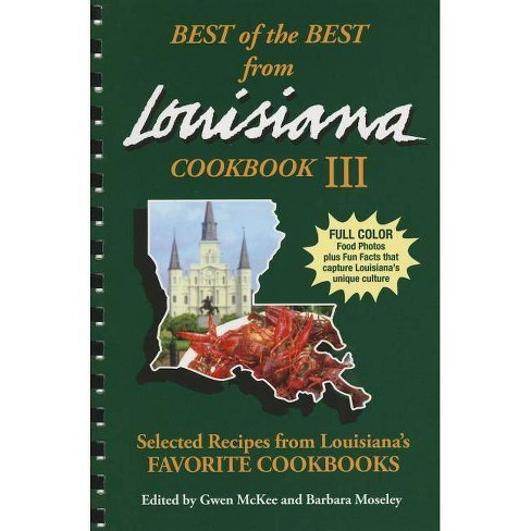 Best of the Best from Louisiana III - (Best of the Best State Cookbook) (Paperback) - image 1 of 1