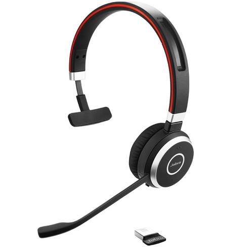 Jabra Evolve 65 MS Mono Wireless Headset / Music Headphones - image 1 of 4